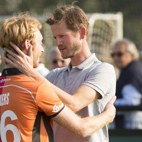 24-09-2017: Hockey: Mannen Oranje Rood v Den Bosch: Eindhoven, Lucas Judge